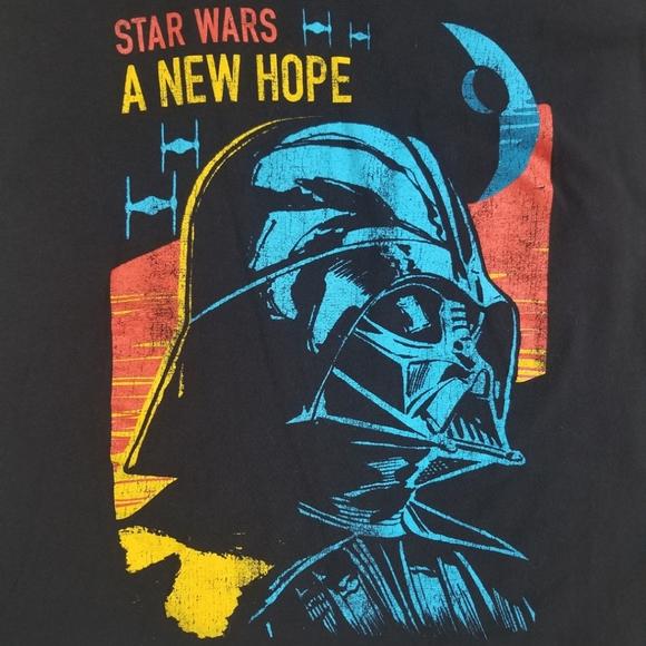 Star Wars A New Hope Tee